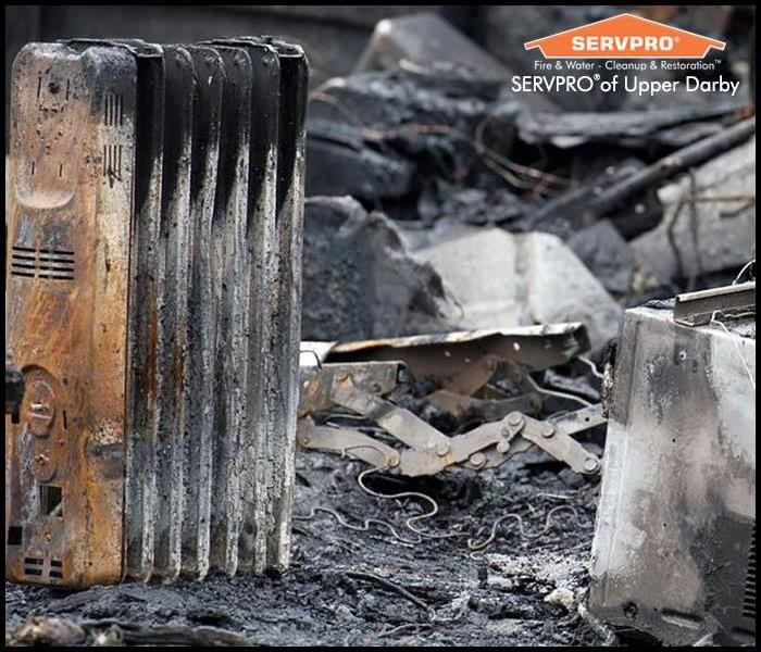 Fire Damage Dangerous Mistakes to Avoid When Using a Space Heater