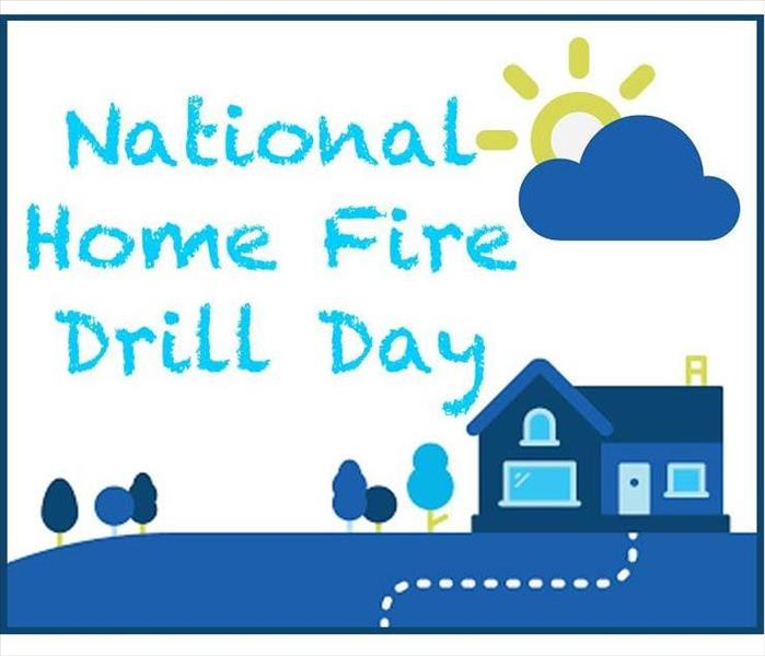 National Home Fire Drill Day October 14 2017 Delaware