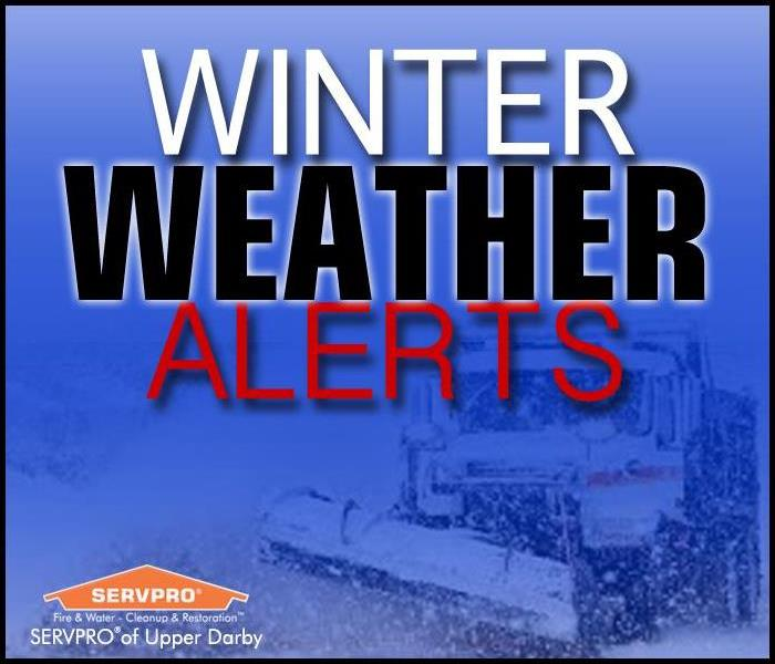 Storm Damage Understanding Winter Weather Alerts in Delaware County